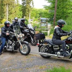 Retour moto