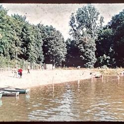 La plage de Saint Jean aux Bois