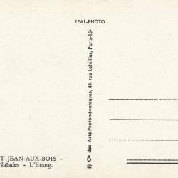 Carte postal Les Naïades 1952