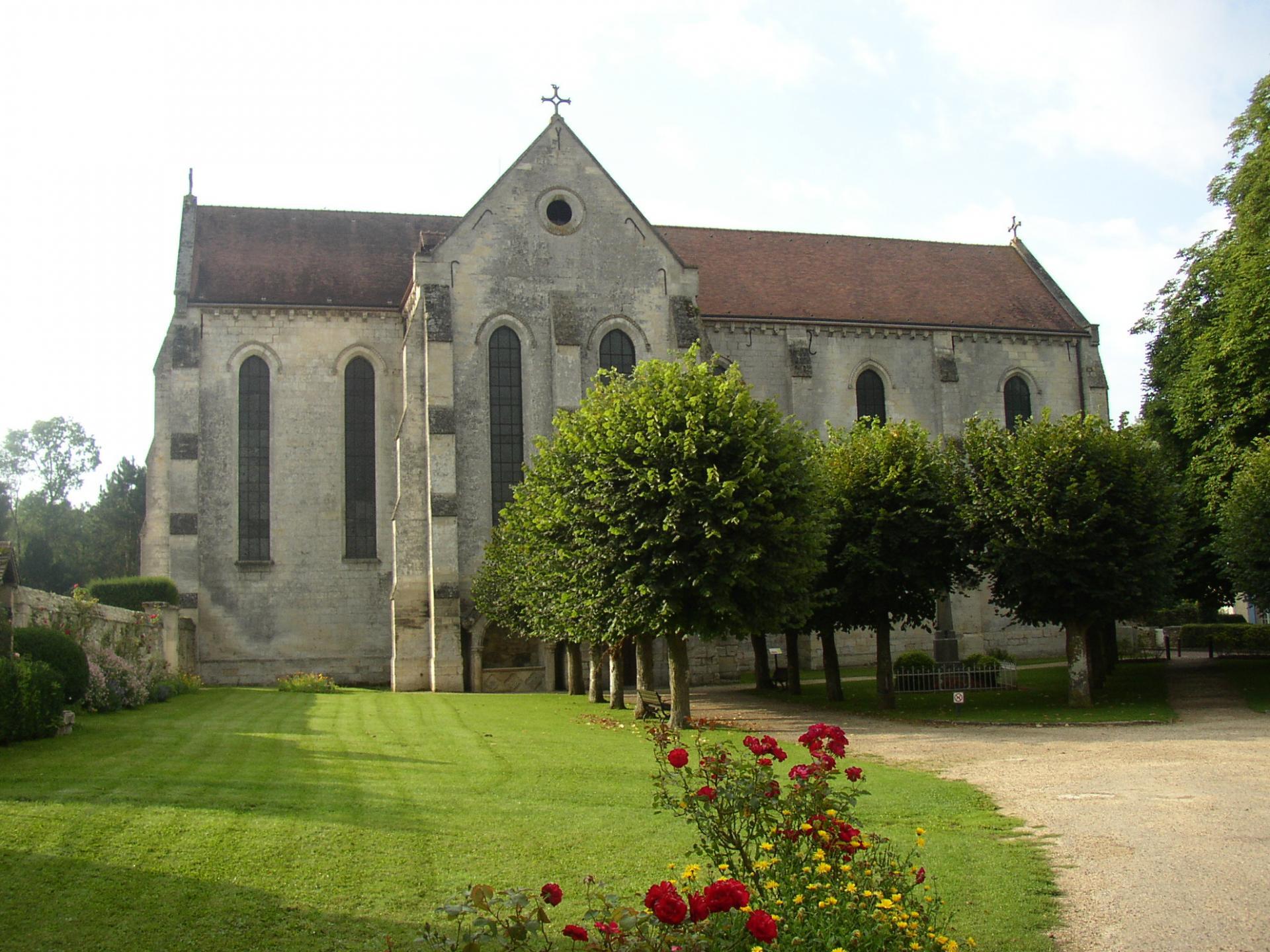 Abbatiales de Saint Jean aux Bois # Saint Jean Au Bois